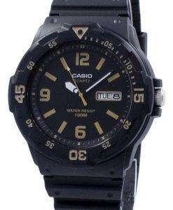 カシオ青年アナログ クオーツ MRW 200 H 1B3V MRW200H 1B3V メンズ腕時計