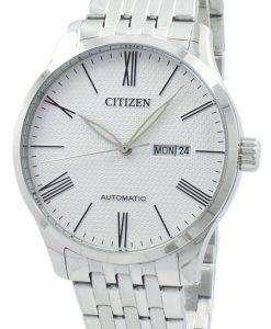 市民自動 NH8350 59A メンズ腕時計