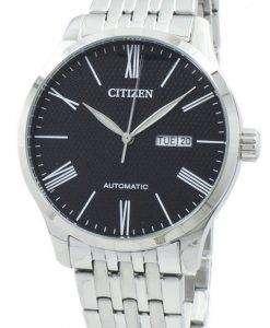 市民自動 NH8350 59E メンズ腕時計