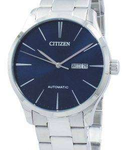 市民自動 NH8350 83 L メンズ腕時計