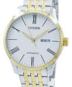 シチズン アナログ自動 NH8354 58 a メンズ腕時計