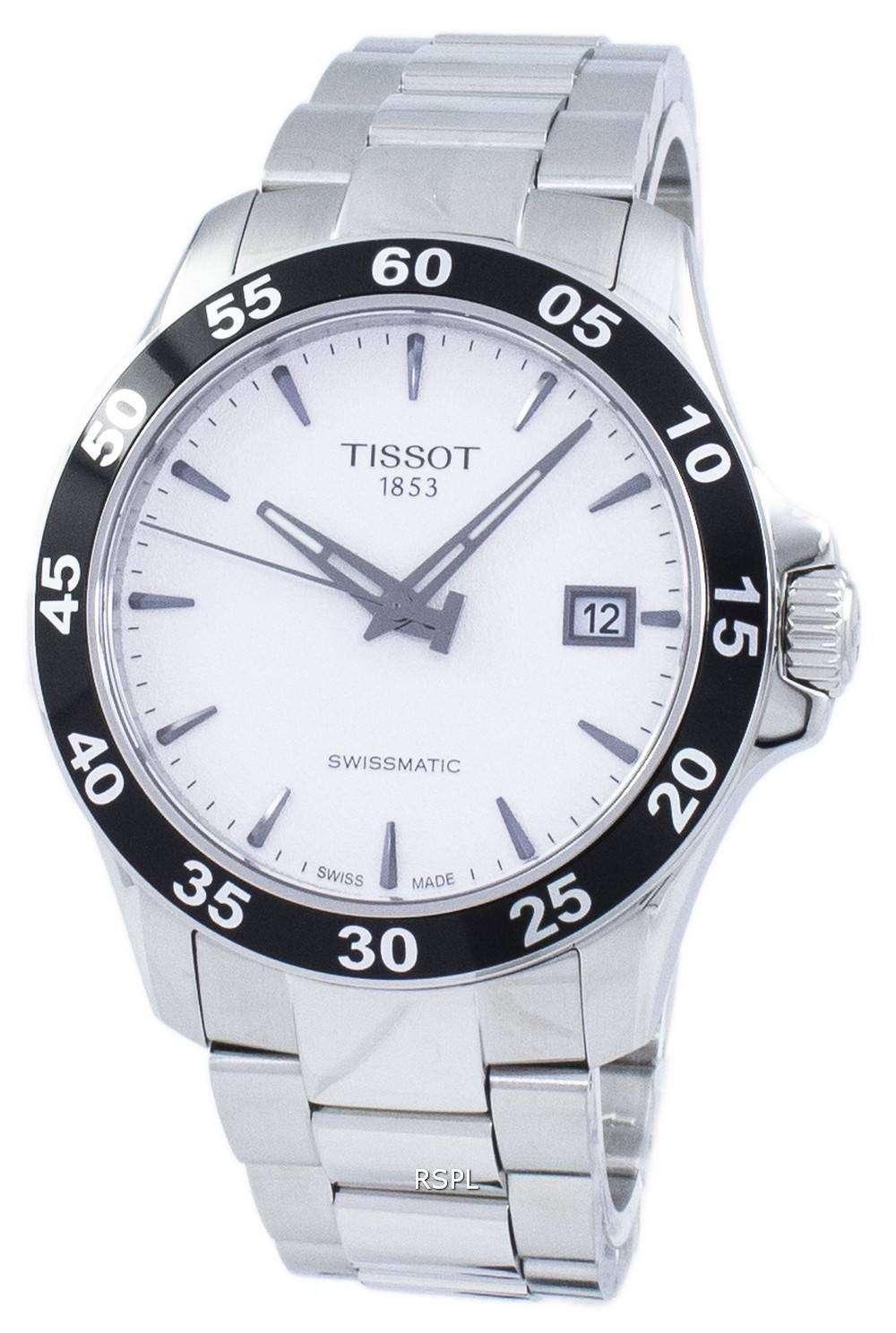 ティソ T-スポーツ V8 Swissmatic 自動 T106.407.11.031.00 T1064071103100 メンズ腕時計