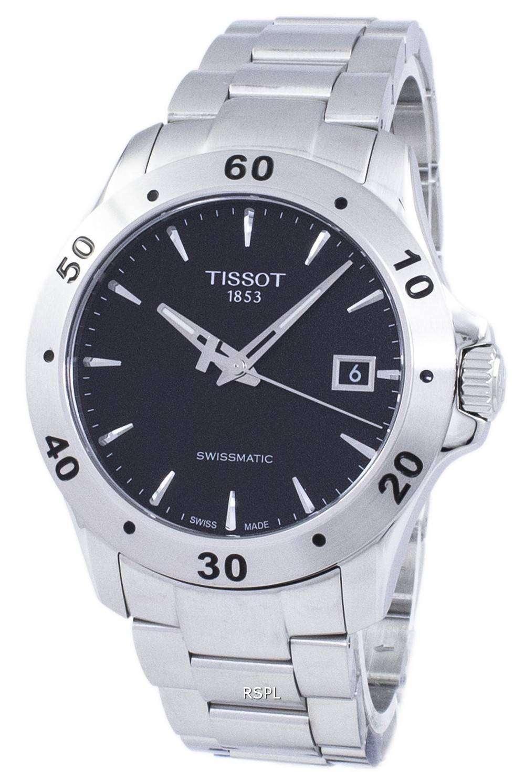 ティソ T-スポーツ V8 Swissmatic 自動 T106.407.11.051.00 T1064071105100 メンズ腕時計