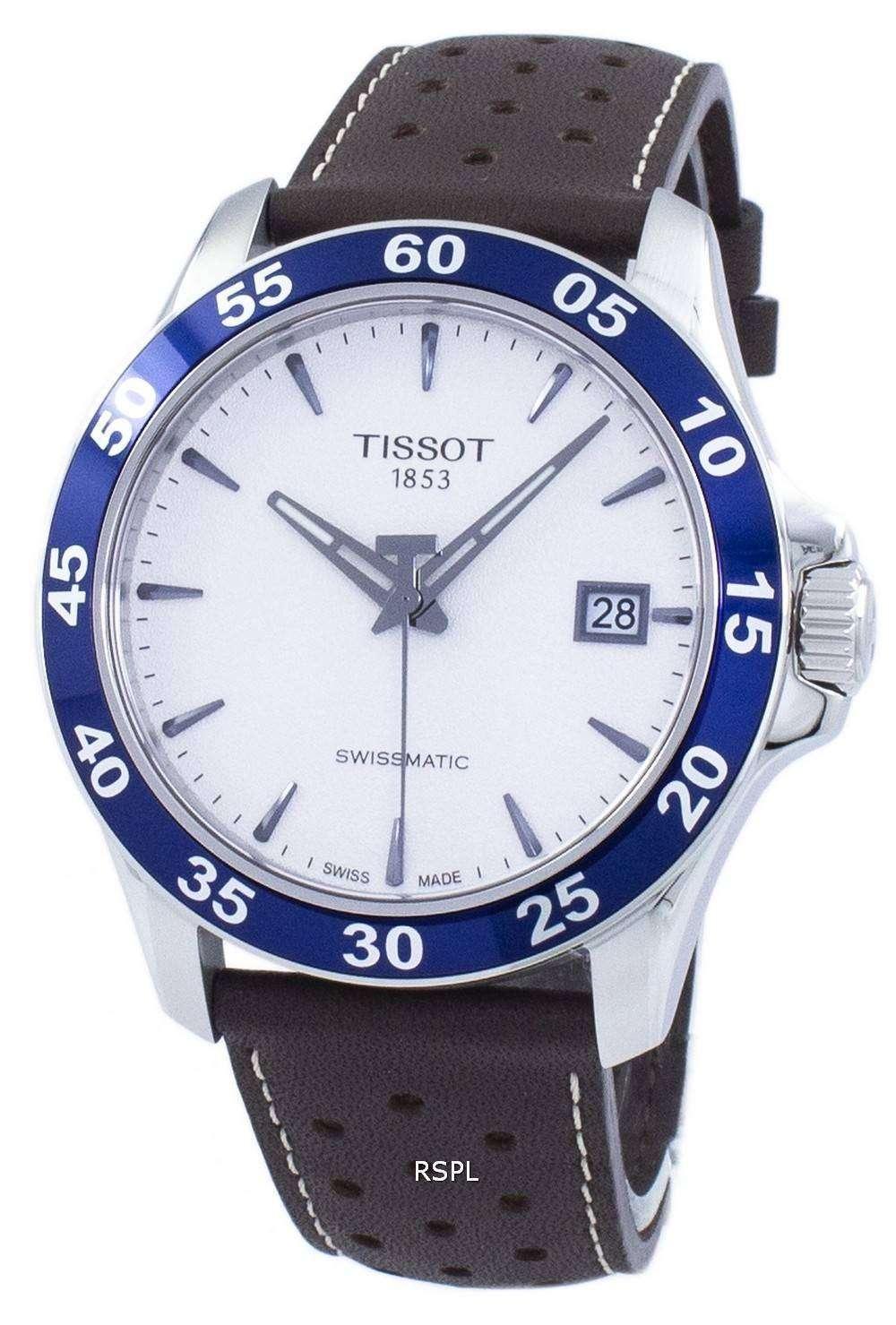 ティソ T-スポーツ V8 Swissmatic 自動 T106.407.16.031.00 T1064071603100 メンズ腕時計