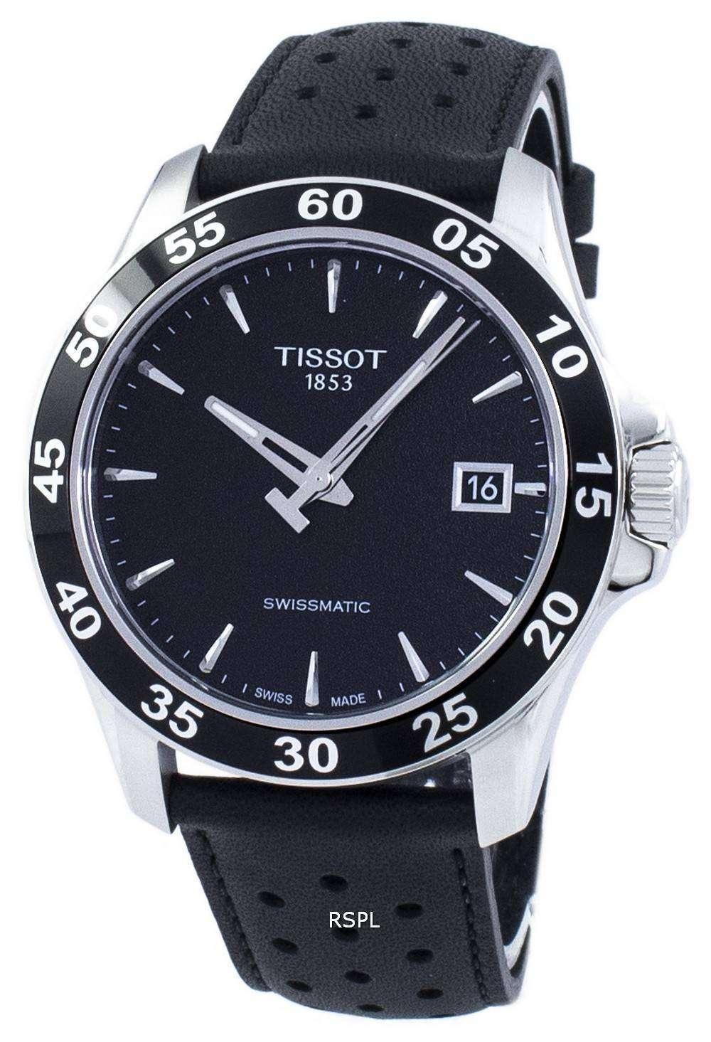 ティソ T-スポーツ V8 Swissmatic 自動 T106.407.16.051.00 T1064071605100 メンズ腕時計
