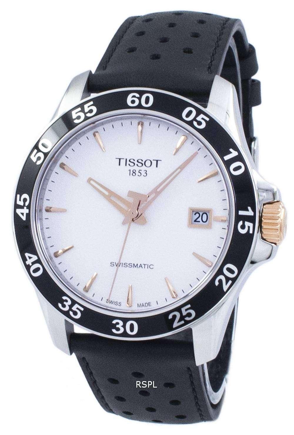 ティソ T-スポーツ V8 Swissmatic 自動 T106.407.26.031.00 T1064072603100 メンズ腕時計