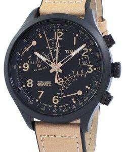 タイメックス インテリジェント Indiglo フライバック クロノグラフ クォーツ T2N700 メンズ腕時計