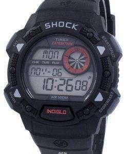 タイメックス遠征 Antichoc ・ デ ・ ベース ショック Indiglo デジタル T49977 メンズ腕時計