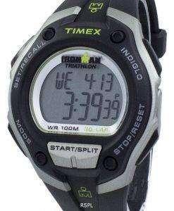 タイメックス アイアンマン トライアスロン 30 ラップ Indiglo デジタル T5K412 メンズ腕時計