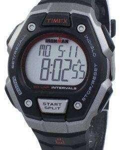 タイメックス スポーツ クラシック アイアンマン 50 ラップ アラーム Indiglo デジタル TW5K85900 メンズ腕時計