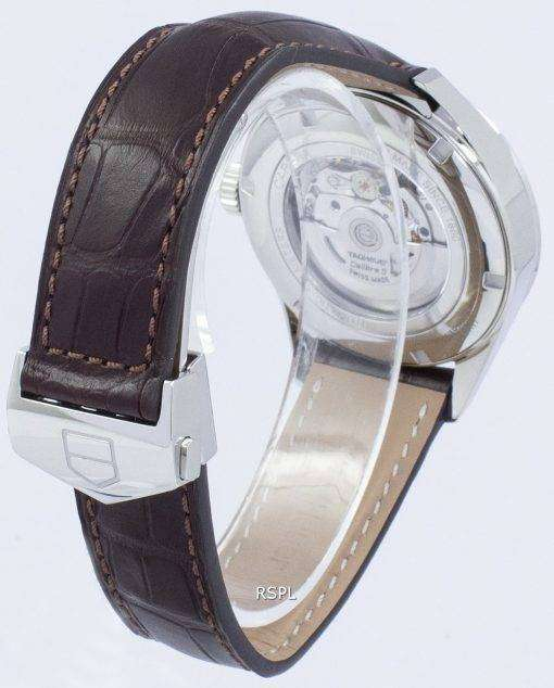 タグ ・ ホイヤー カレラ自動 WAR201B。FC6291 メンズ腕時計