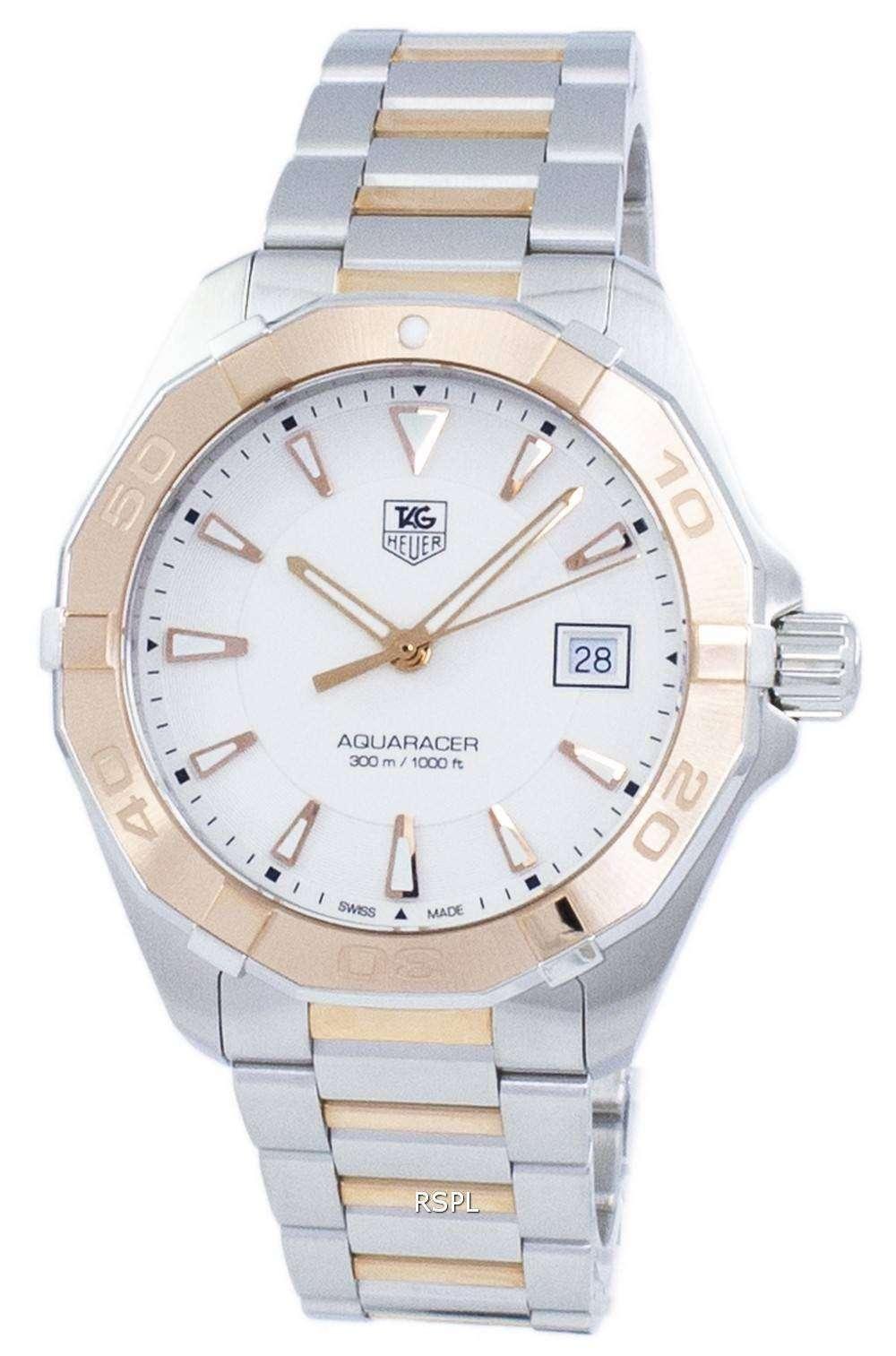 タグ ・ ホイヤー アクア レーサー クォーツ 300 M WAY1150。BD0911 メンズ腕時計