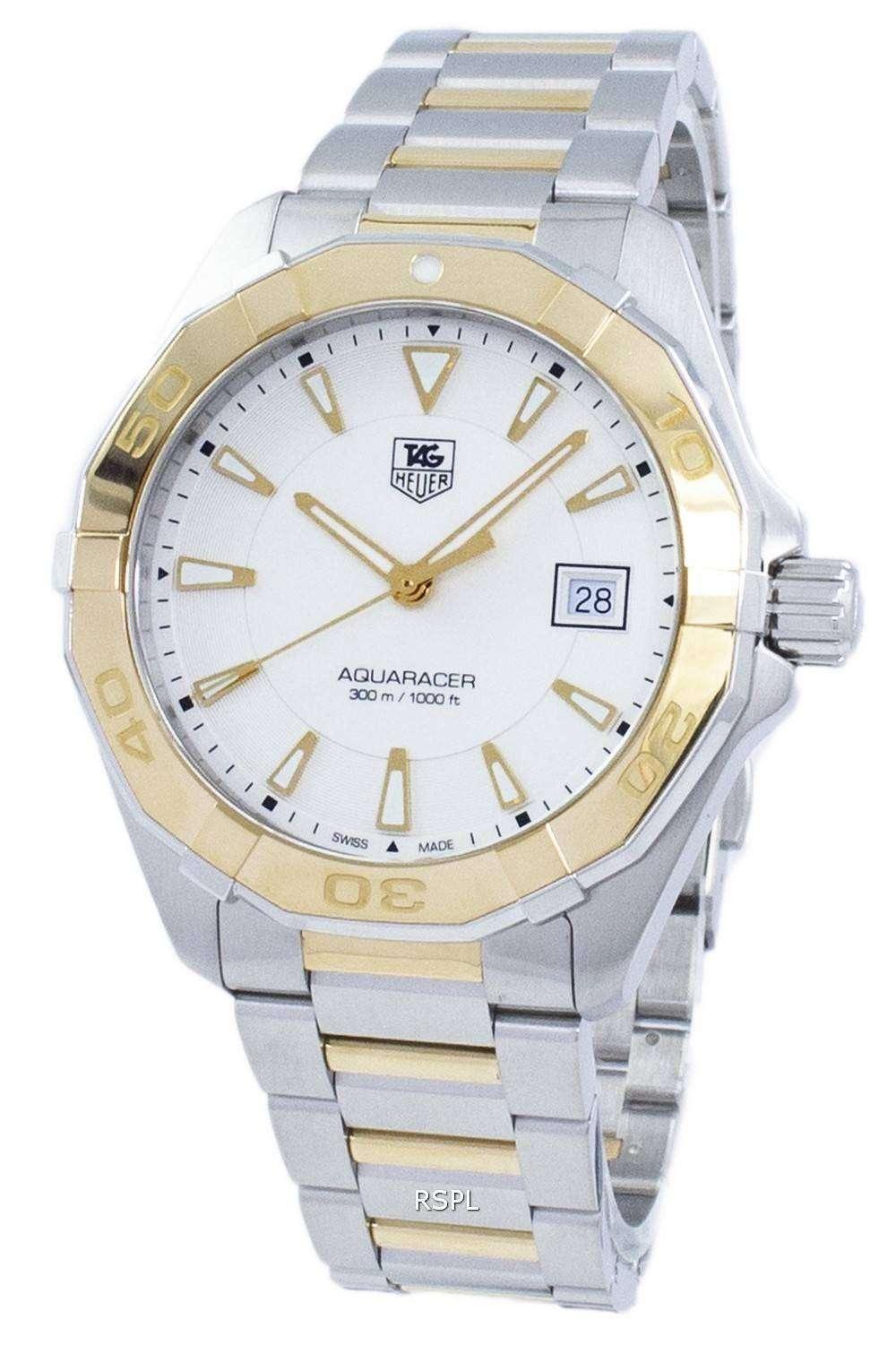 タグ ・ ホイヤー アクア レーサー クォーツ 300 M WAY1151。BD0912 メンズ腕時計