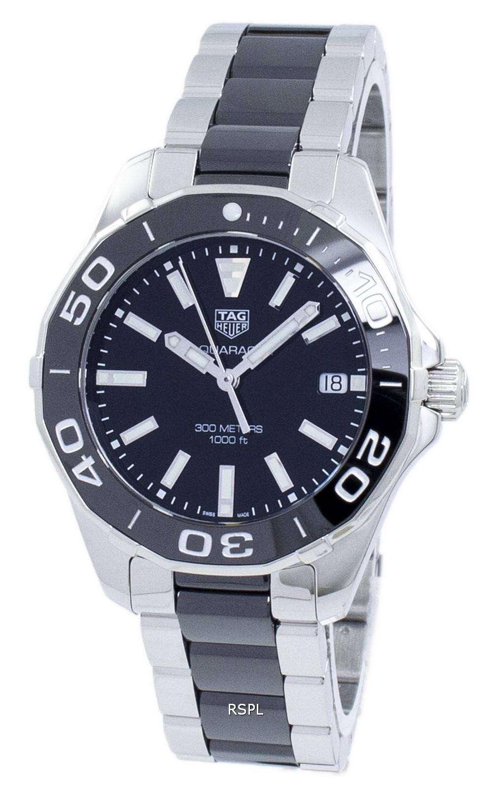 タグ ・ ホイヤー アクア レーサー クォーツ WAY131A。BA0913 レディース腕時計