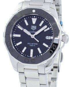 タグ ・ ホイヤー アクア レーサー クォーツ 300 M WAY131K。BA0748 レディース腕時計