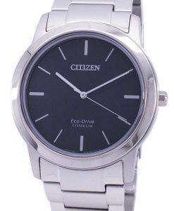 市民エコドライブ チタン AW2020-82 L メンズ腕時計