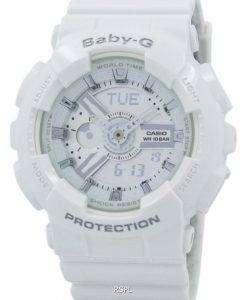 カシオベビー-G アナログ デジタル BA 110 7A3 レディース腕時計