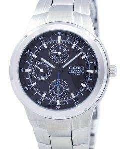カシオエディフィス アナログ 3 ダイヤル EF 305 D 1AV メンズ腕時計