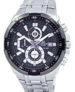 カシオ エディフィス クロノグラフ 100 M EFR 539 D 1AV メンズ腕時計