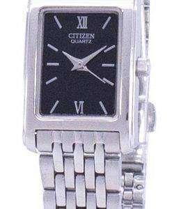 市民アナログ クォーツ EJ5850 57E レディース腕時計