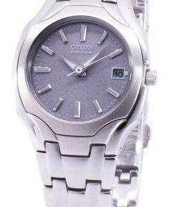 市民エコ ドライブ EW1250-54 a レディース腕時計