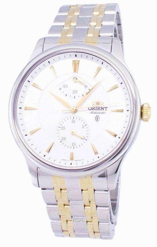 古典的な自動パワー リザーブ FM02001W メンズ腕時計をオリエントします。