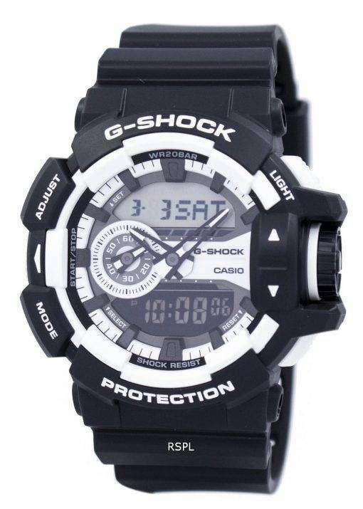 カシオ G-ショック アナログ デジタル 200 M GA-400-1 a メンズ腕時計