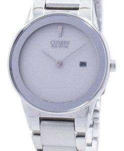 市民エコドライブ公理アナログ GA1050 51A レディース腕時計