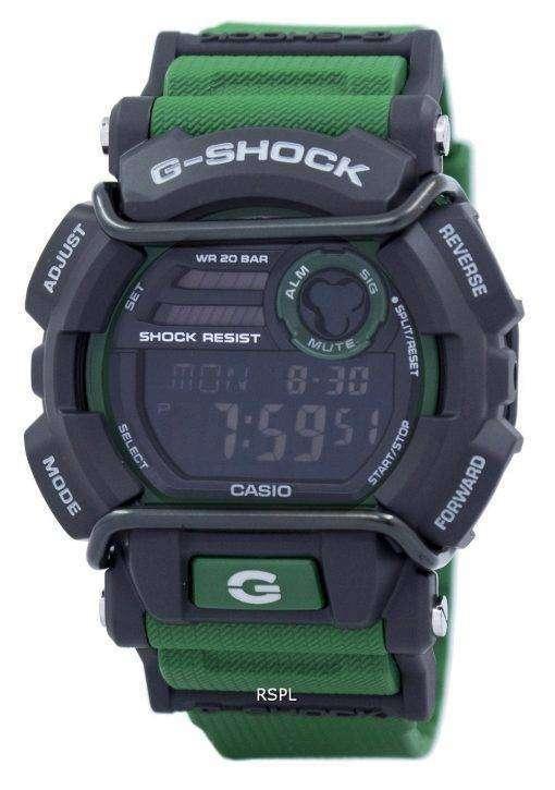 カシオ G-ショック フラッシュ警告スーパー照明 200 M GD-400-3 メンズ腕時計
