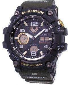 カシオ G ショック Mudmaster タフ ソーラー 200 M GSG-100-1 a 3 GSG100-1 a 3 メンズ腕時計
