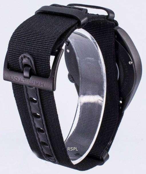 ハミルトン カーキ アヴィエイション パイロット パイオニア自動 H80485835 メンズ腕時計