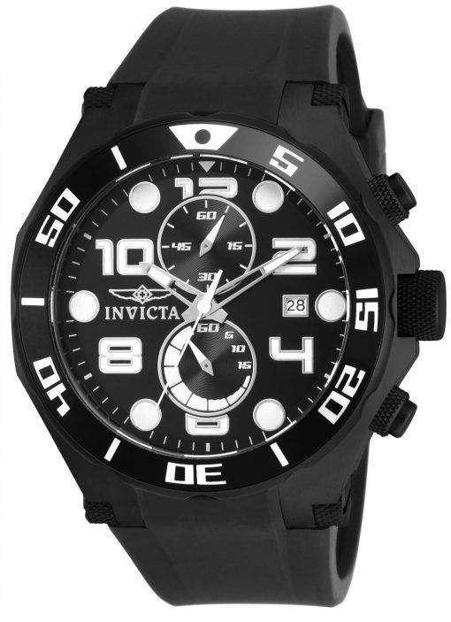 インビクタ Pro ダイバー クロノグラフ クォーツ 15397 メンズ腕時計