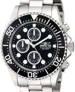 インビクタ Pro ダイバー クロノグラフ クォーツ 200 M 1768 メンズ腕時計