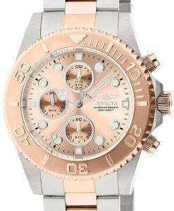 インビクタ Pro ダイバー クロノグラフ クォーツ 200 M 1775 メンズ腕時計