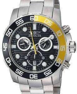 インビクタ Pro ダイバー クロノグラフ クォーツ 21553 メンズ腕時計