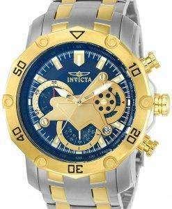 インビクタ Pro ダイバー クロノグラフ タキメーター石英 22762 メンズ腕時計