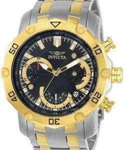 インビクタ Pro ダイバー クロノグラフ タキメーター 22768 クォーツ メンズ腕時計