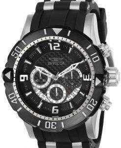 インビクタ Pro ダイバー クロノグラフ クォーツ 200 M 23696 男性用の腕時計
