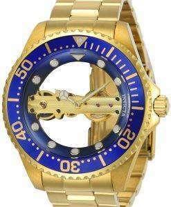 インビクタ Pro ダイバー ゴースト ブリッジ 24695 メンズ腕時計