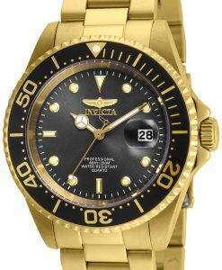 インビクタ Pro ダイバー クォーツ 200 M 24949 男性用の腕時計