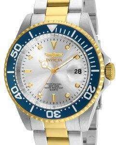 インビクタ Pro ダイバー クォーツ 200 M 24951 男性用の腕時計