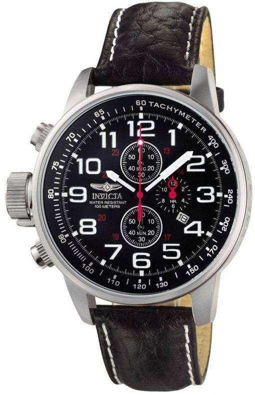 Invicta フォース クロノグラフ タキメーター 2770 クォーツ メンズ腕時計