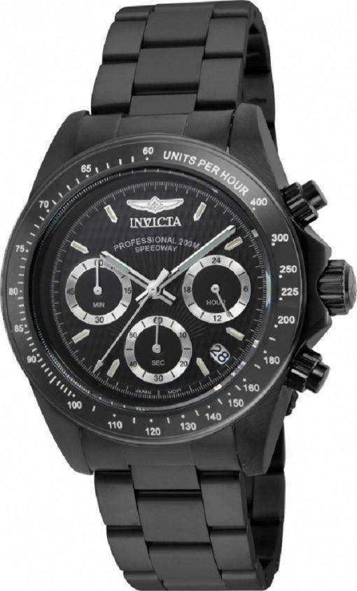 インビクタ署名プロ スピードウェイ クロノグラフ 200 M 7116 男性用の腕時計