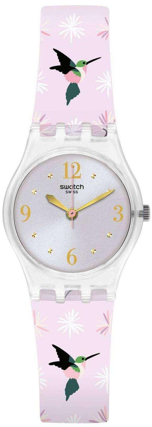 スウォッチ オリジナル Envole Moi アナログ クオーツ LK376 レディース腕時計