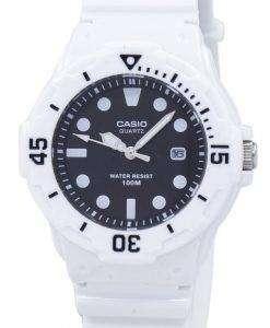 カシオ Enticer ブラック ダイヤルのアナログ LRW 200 H 1EVDF LRW-200 H-1 EV レディース腕時計