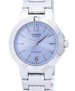 カシオ石英アナログ LTP 1177A 2ADF LTP 1177A 2A 女性の腕時計