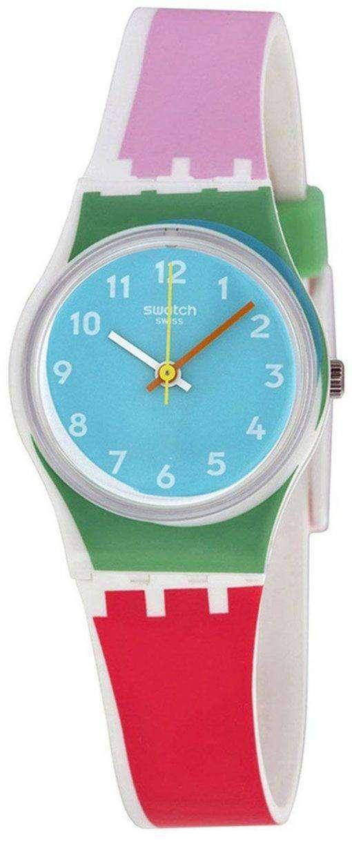 スウォッチ オリジナル ・ デ ・ トラバーズ石英 LW146 レディース腕時計