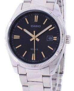 カシオ Enticer 石英 MTP 1302D 1A2V MTP1302D 1A2V メンズ腕時計