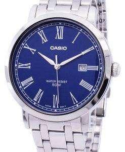 カシオ アナログ クオーツ MTP E149D 2BV MTPE149D 2BV メンズ腕時計