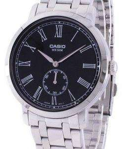 カシオ アナログ クオーツ MTP E150D 1BV MTPE150D 1BV メンズ腕時計